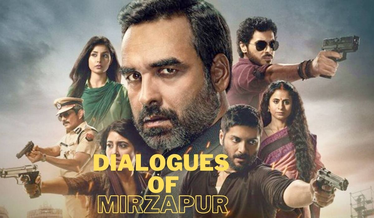best dialogues of mirzapur web series