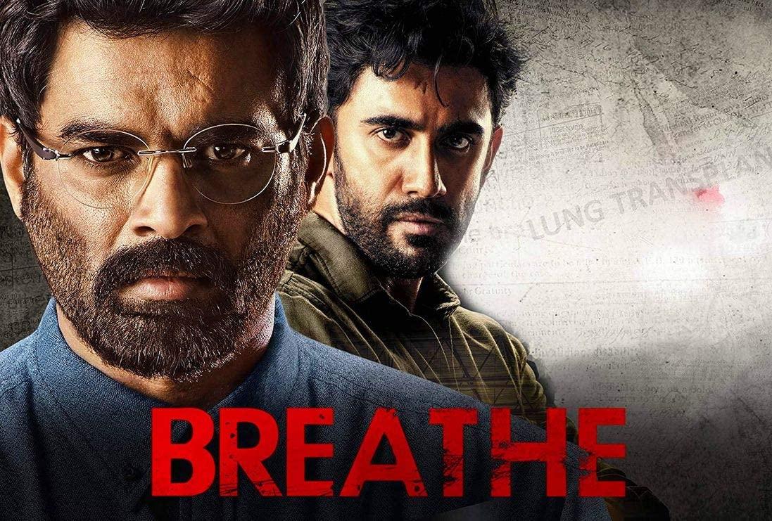 Breathe amazon prime best web series in hindi
