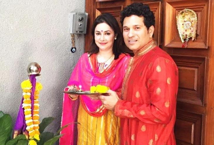 Sachin Tendulkar & Anjali Love-Story