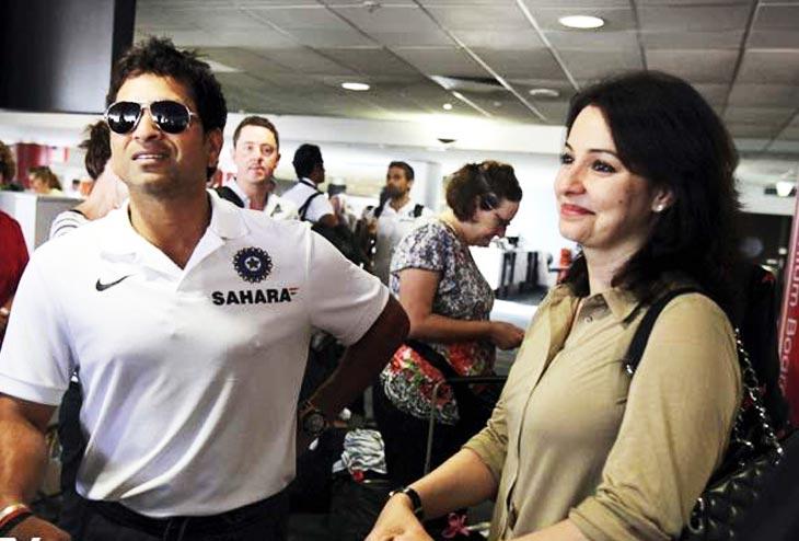 Sachin Tendulkar & Anjali Love Affair