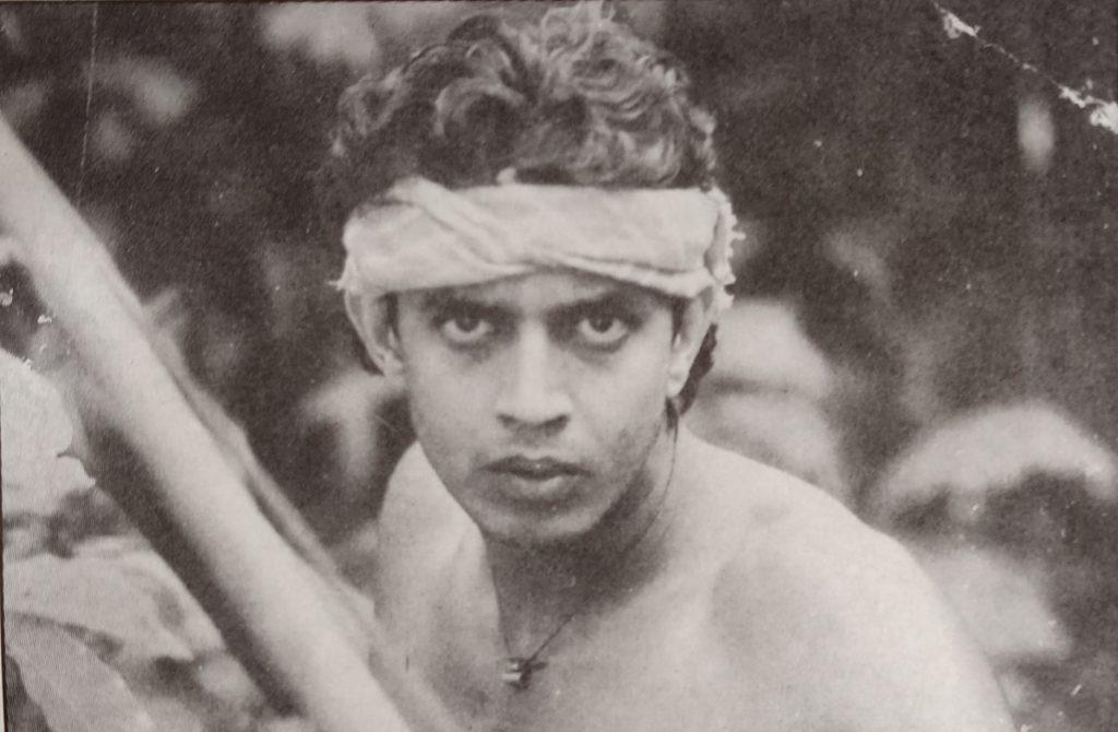 Mithun Chakraborty struggle story