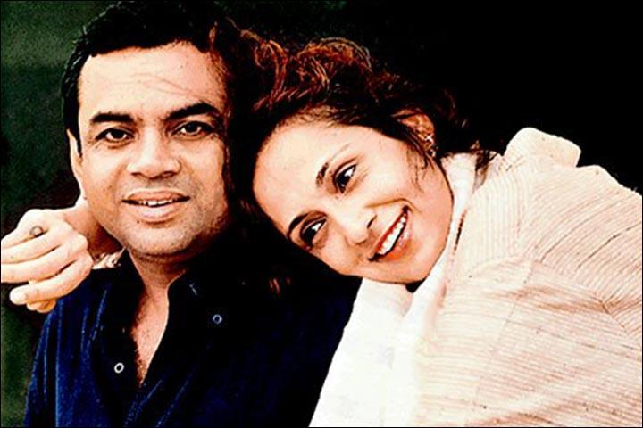 Paresh Rawal Wife Swaroop Sampat