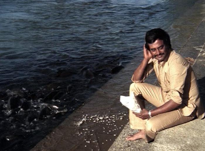 Rajinikanth struggle story