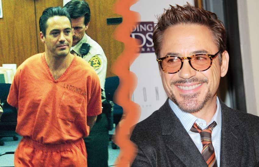 Robert Downey Jr. success story