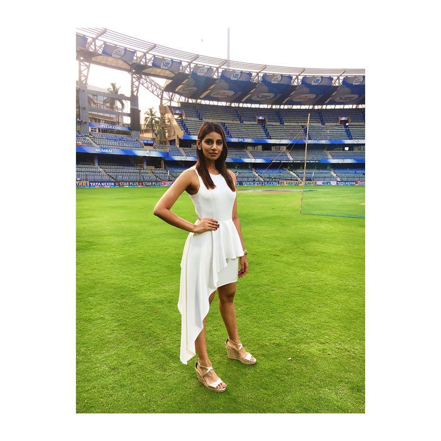 Sanjana Ganesan jasprit