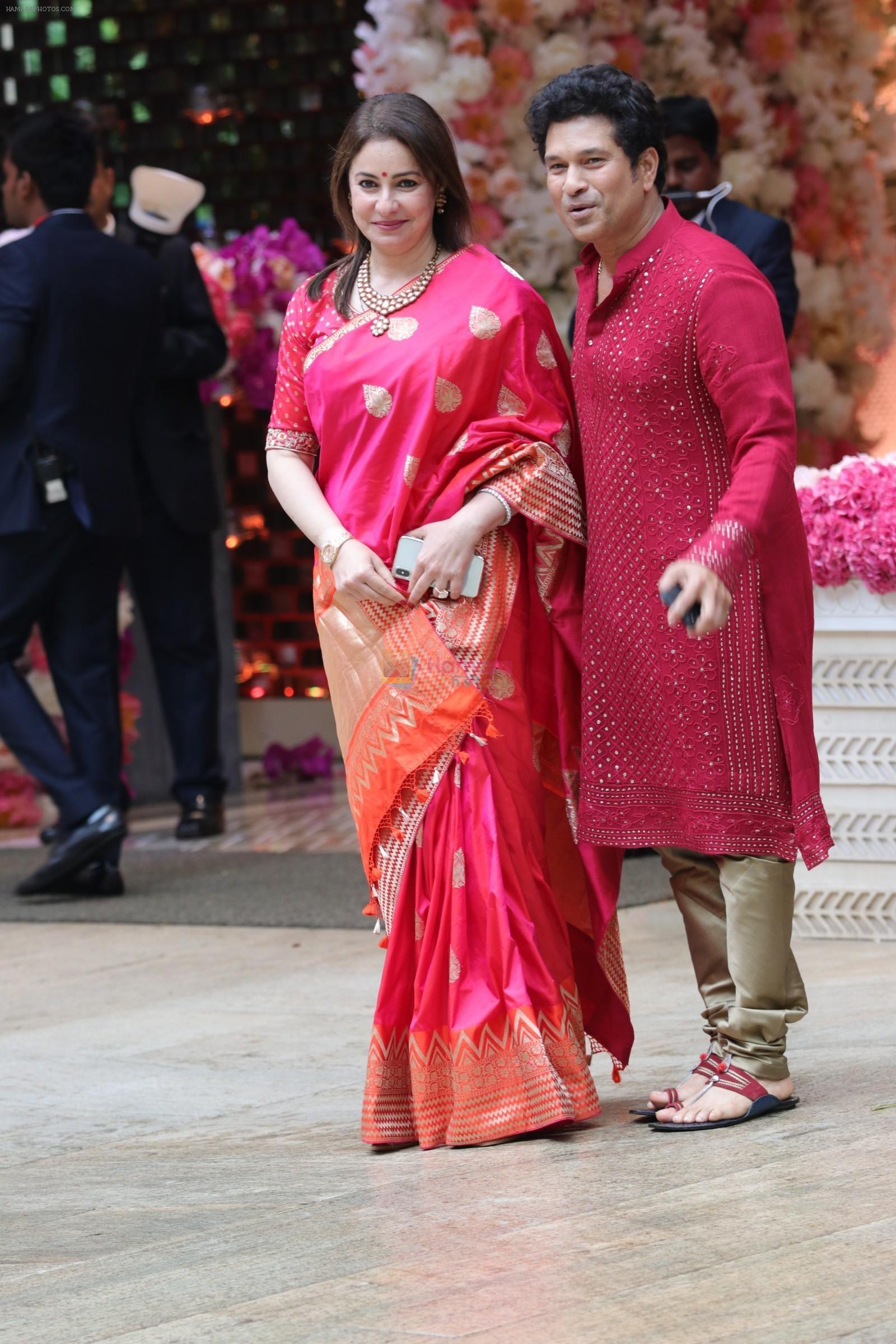 Sachin Tendulkar & Anjali Love Life