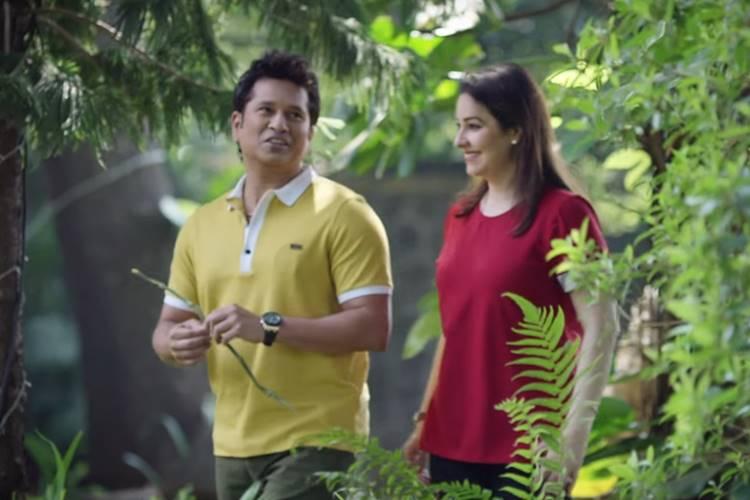 Sachin Tendulkar & Anjali Love Story