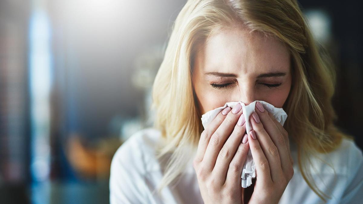 Common cold - Signs Stress Is Making You Sick