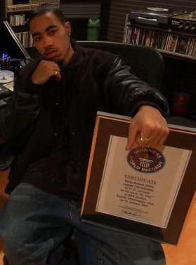 Ricky Raphel Brown NoClue Fastest Rapper