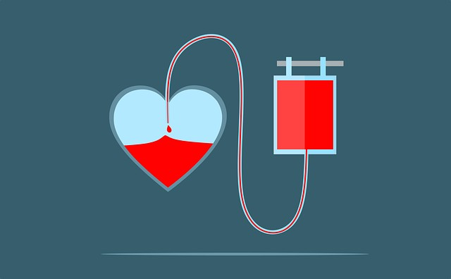 Ways to contribute in a society - donate blood