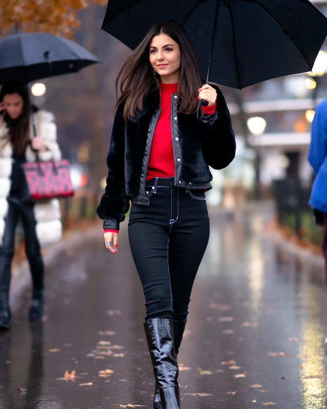 victoria justice height wiki, jeans
