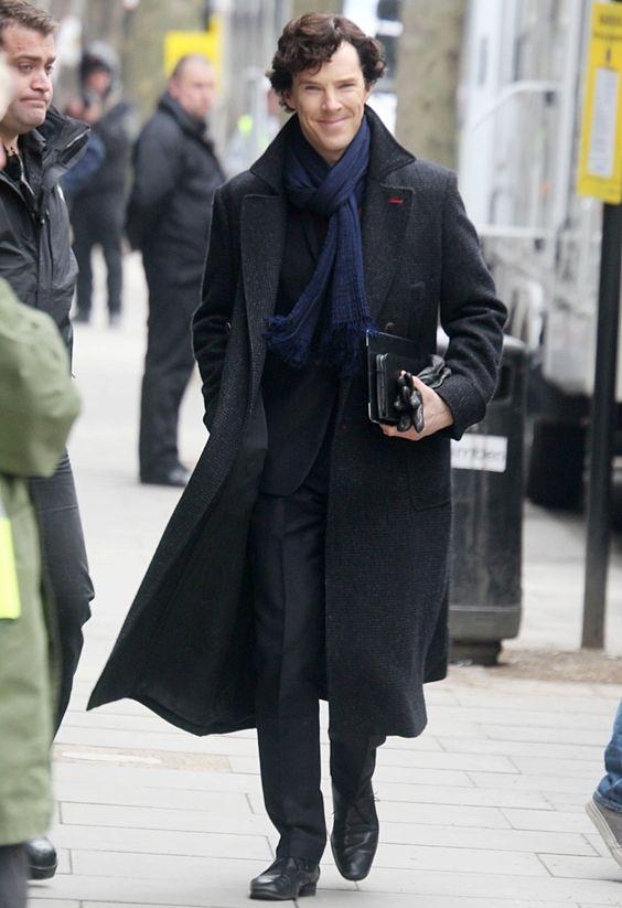 Benedict Cumberbatch Height