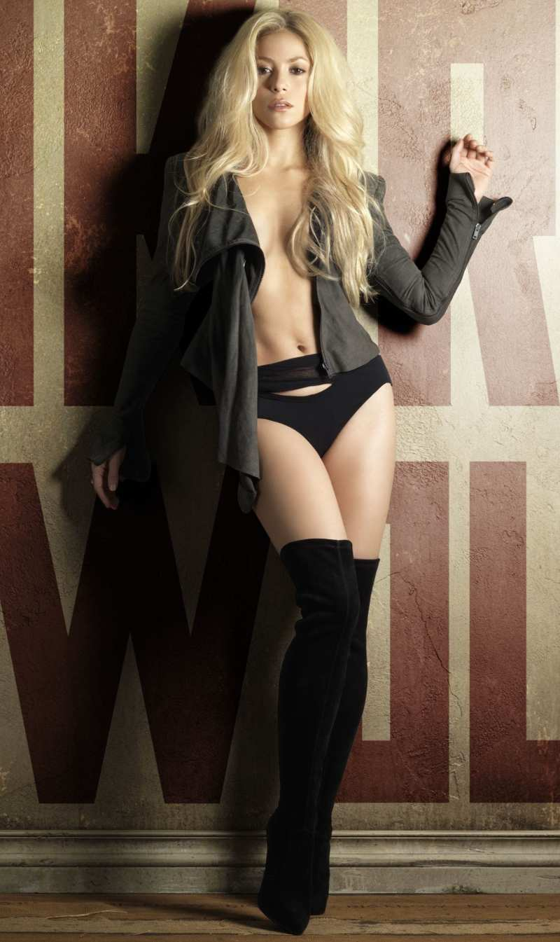 Genius Female Celebrity iq Shakira