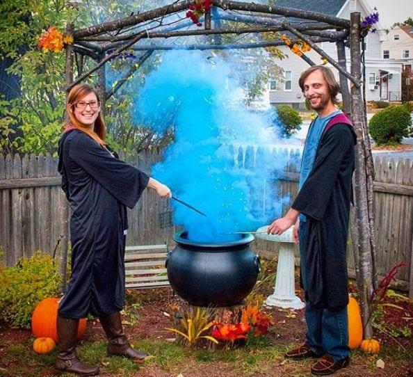 Harry Potter Gender Reveal Idea