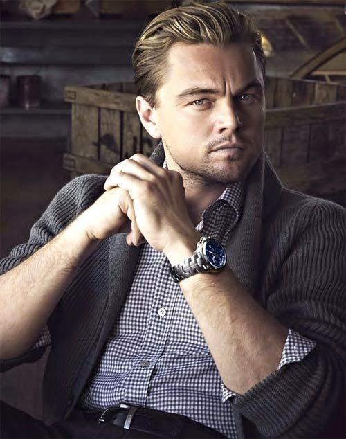 Leonardo DiCaprio Height