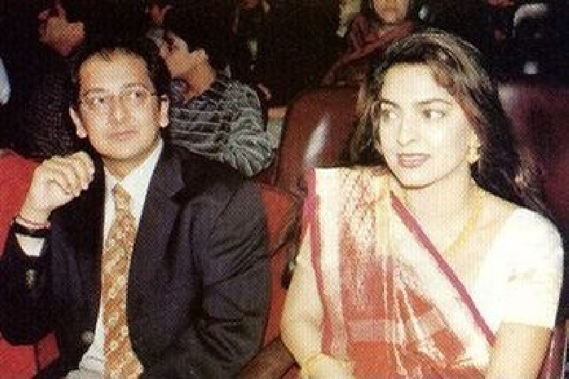 Richest Husbands of Bollywood Actresses Jay Mehta - Juhi Chawla