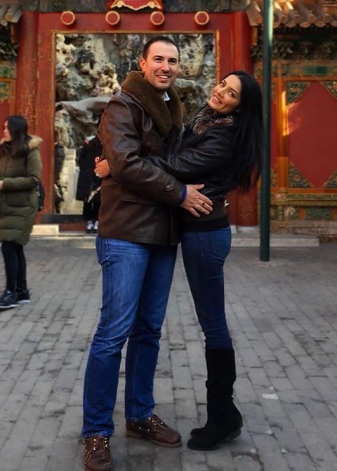 Richest Husbands of Bollywood Actresses Peter Haag - Celina Jaitly