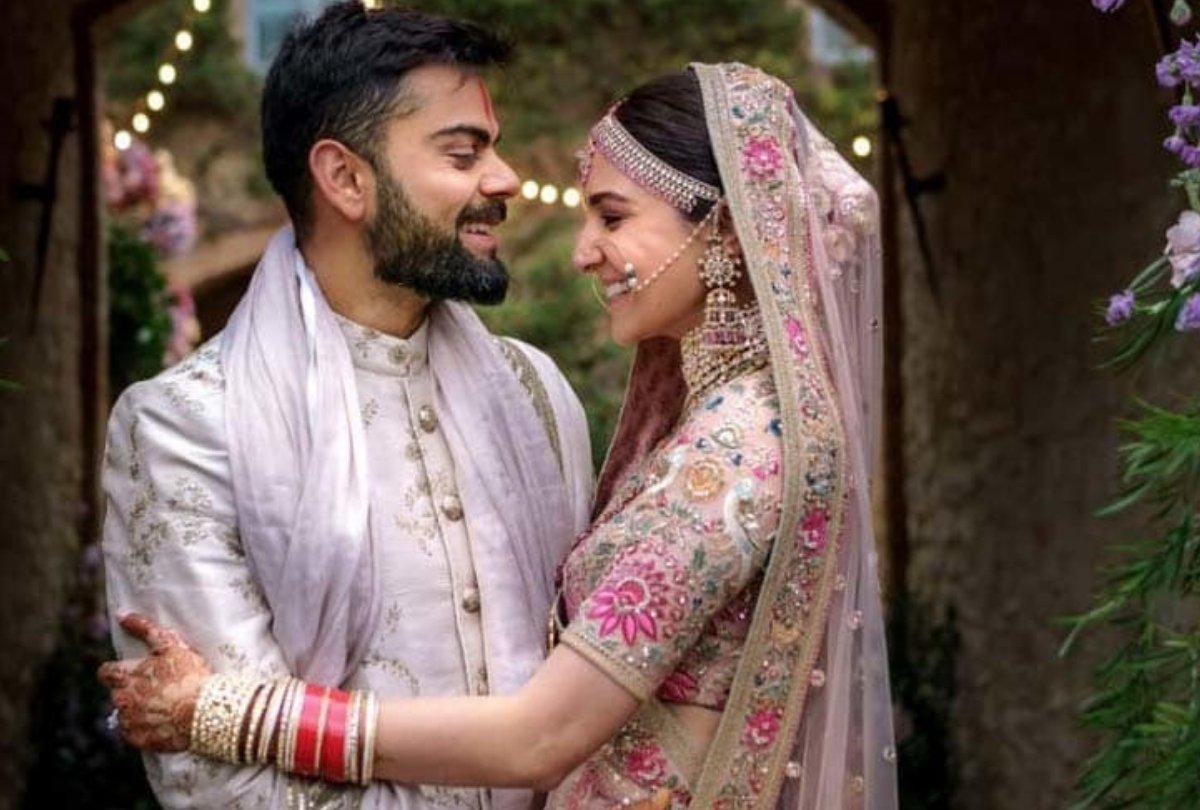 Richest Husbands of Bollywood Actresses - Virat Kohli - Anushka Sharma