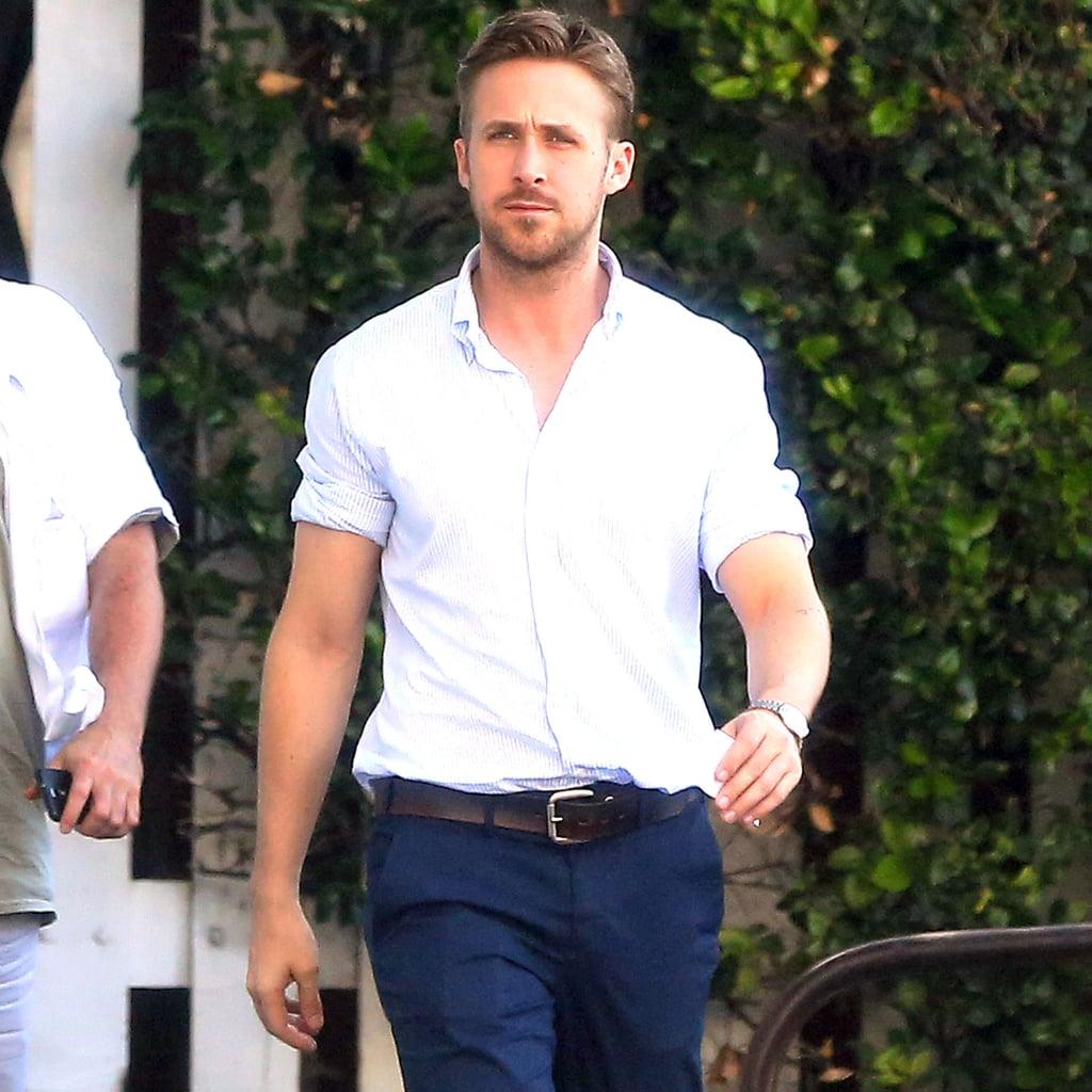 Ryan Gosling Height