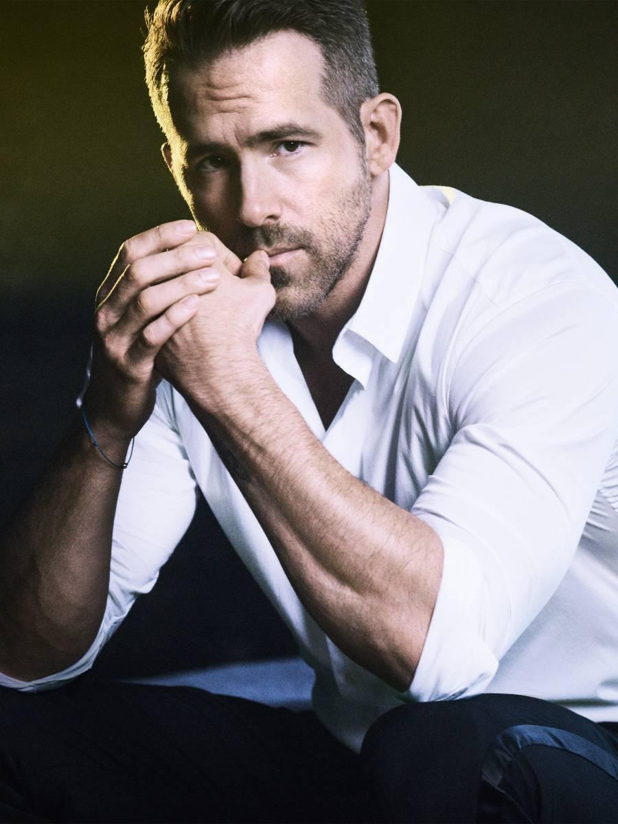 Ryan Reynolds Height