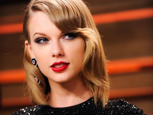 Taylor Swift - international crush of usa