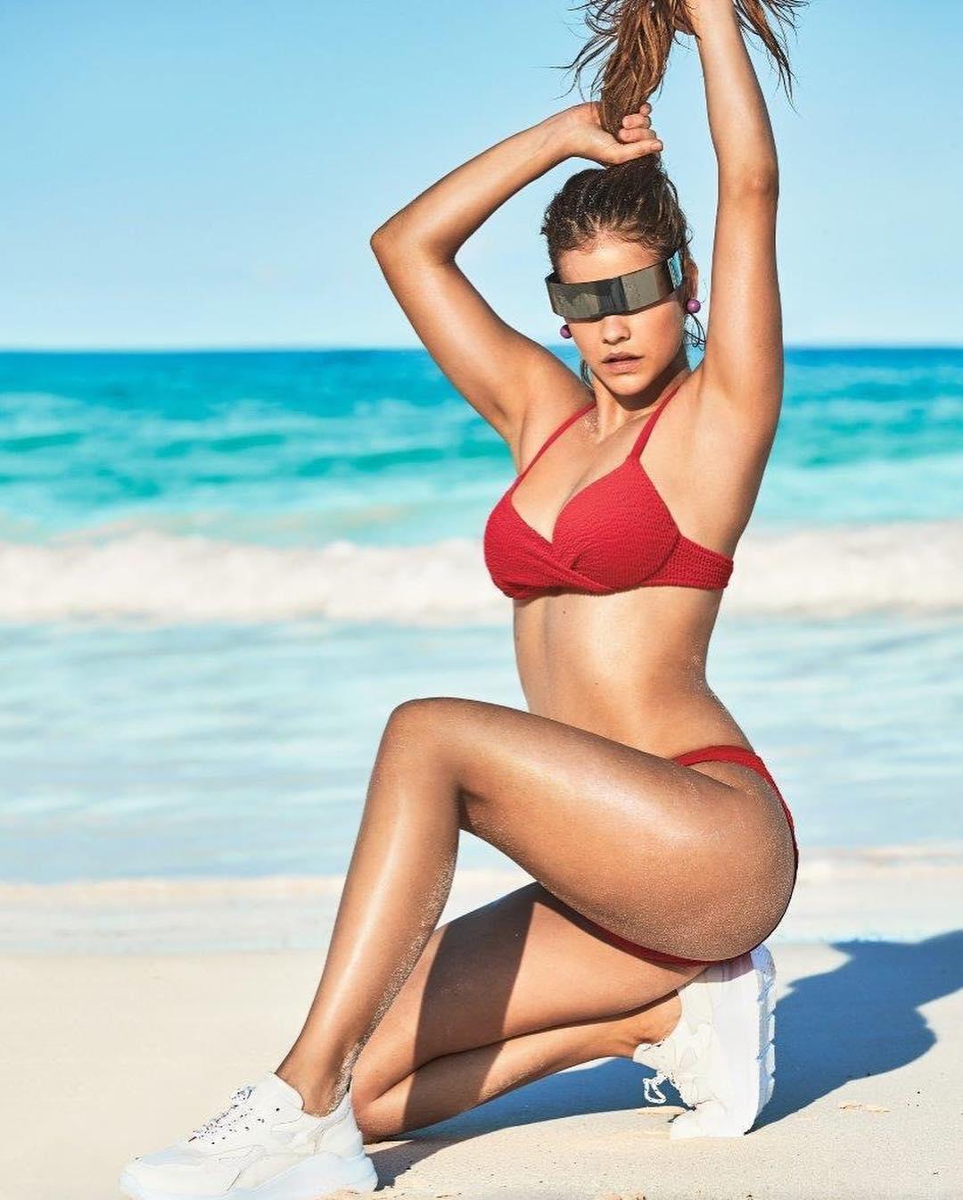 barbara palvin beach photoshoot