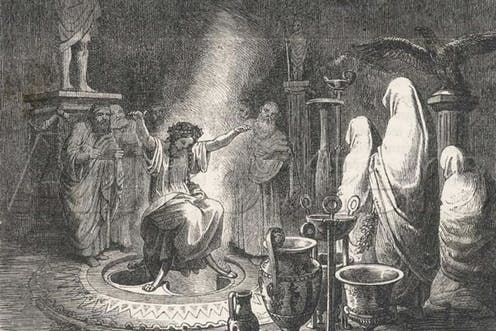 facts about freek mytholody - Fortune Telling