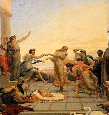 facts about greek mythology 1