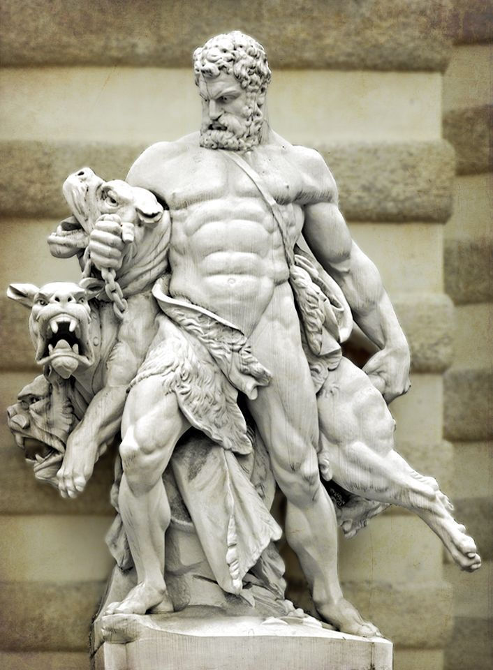 facts about greek mythology - Heracles