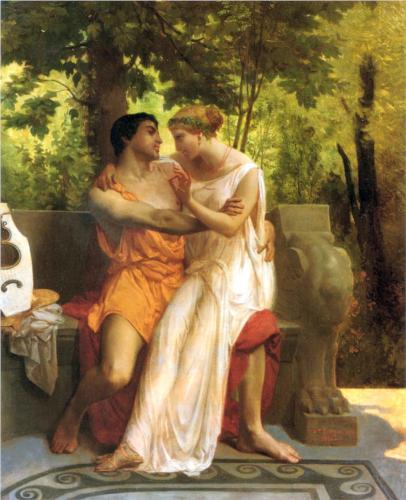 facts about greek mythology - Historical Adultery