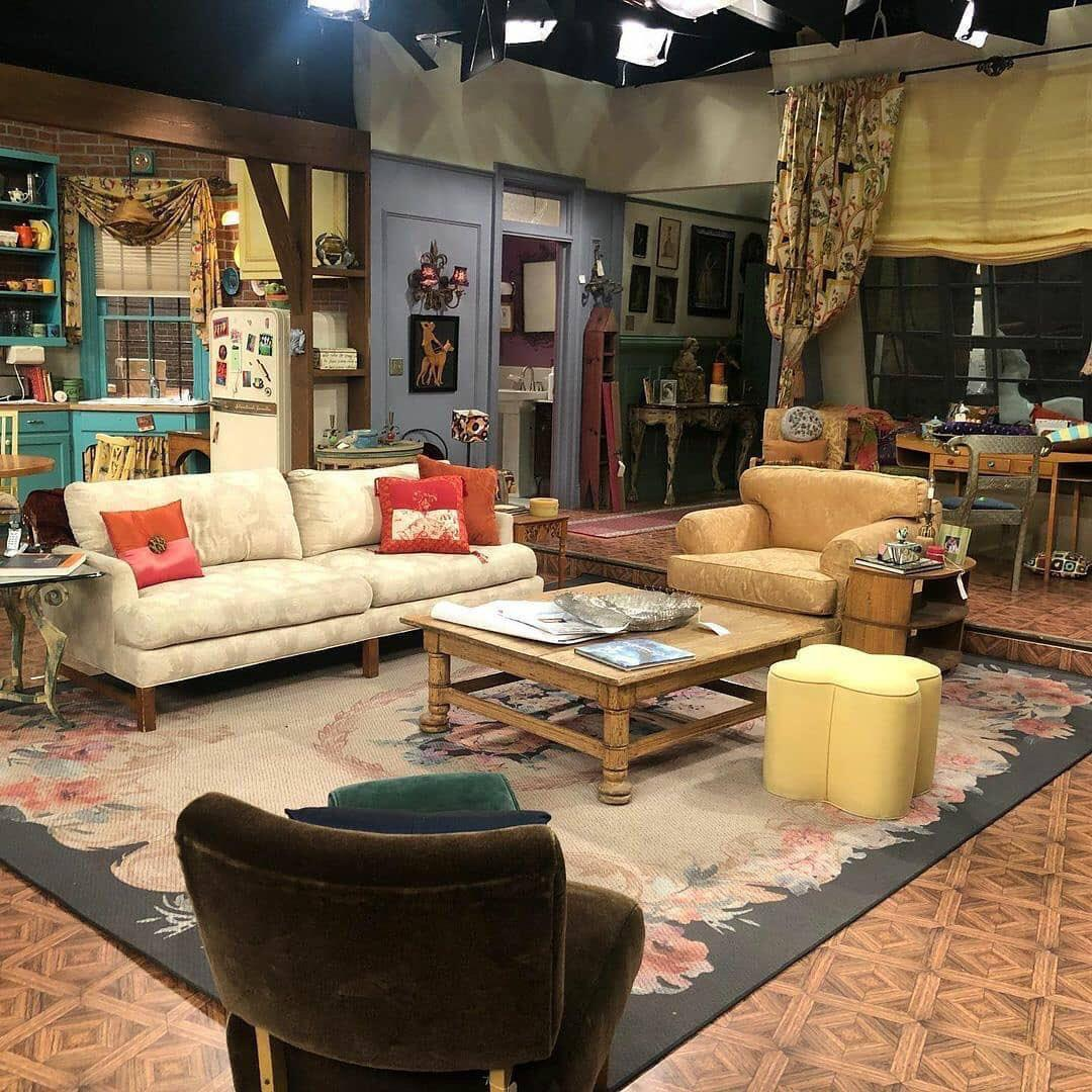 friends reunion show leaked images