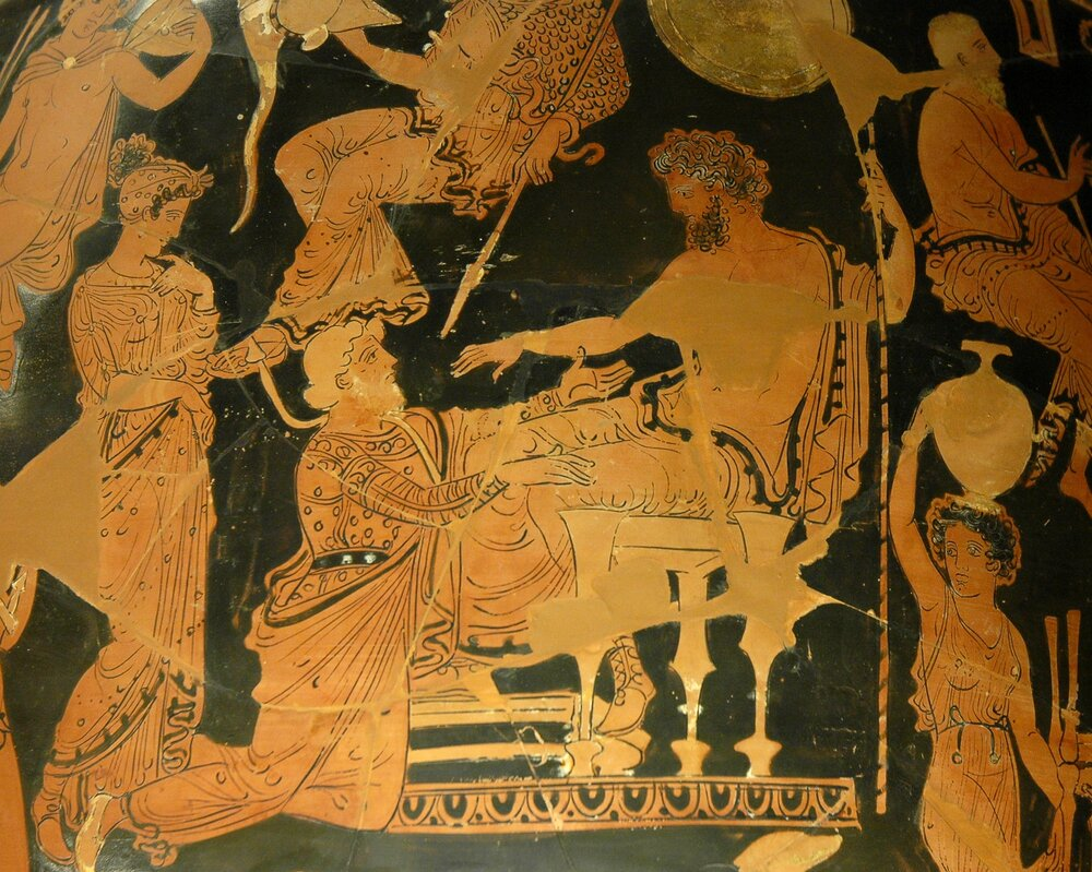 greek mythology facts - Apollo's Wrath