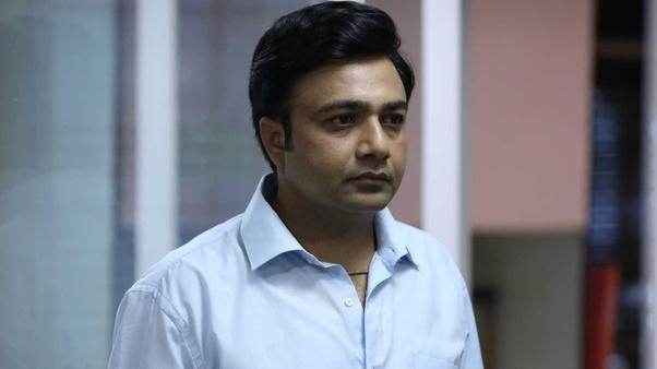 Hemant Kher Plays a role of Ashwin Mehta