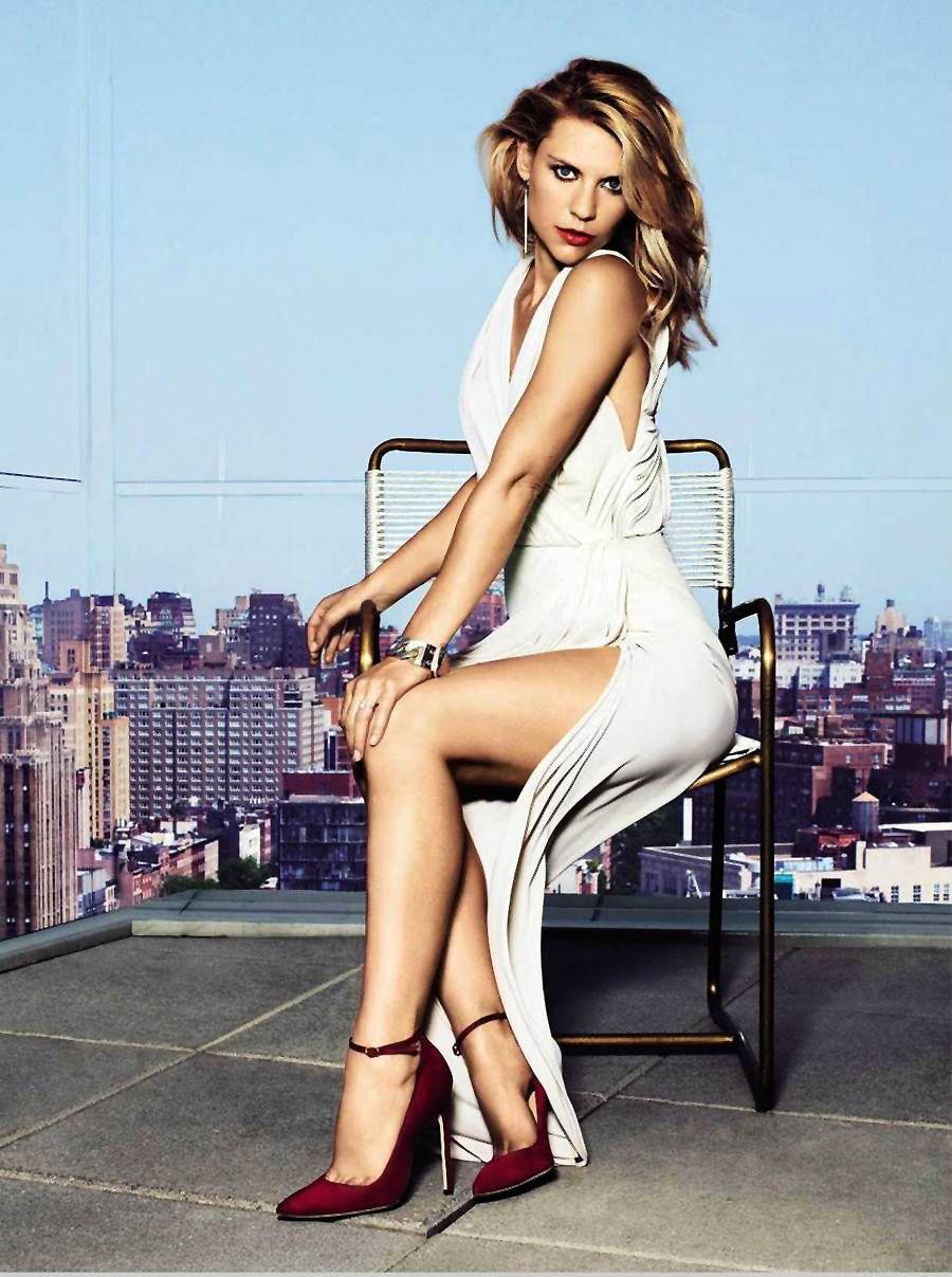 female celebrity genius Claire Danes