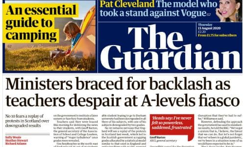 top 10 newspaper in the world - The Guardian