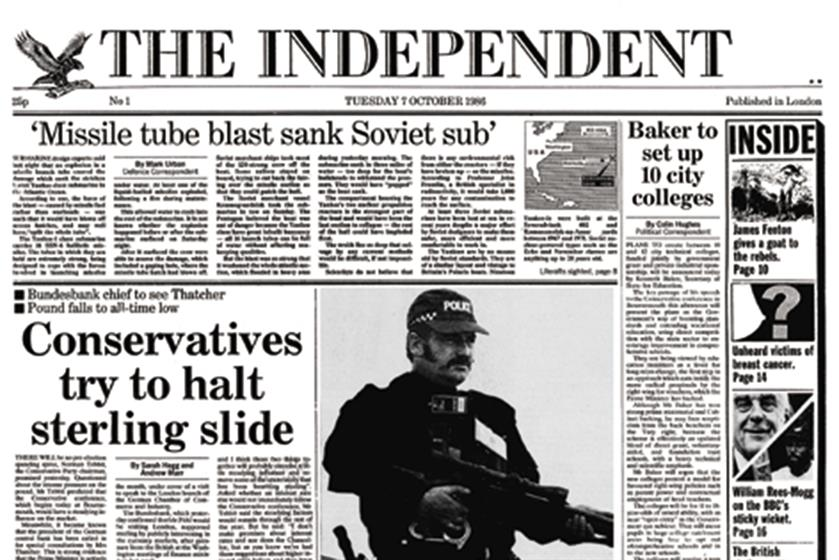 top 10 newspapers in the world - The Independent (UK)