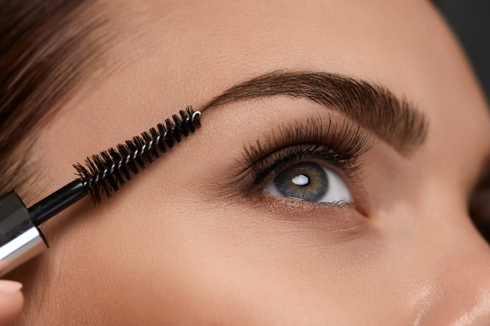 Beauty Tips To Make Your Face Thinner Filled Eyebrows