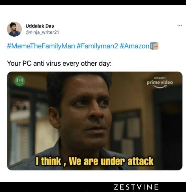 Family Man 2 Memes