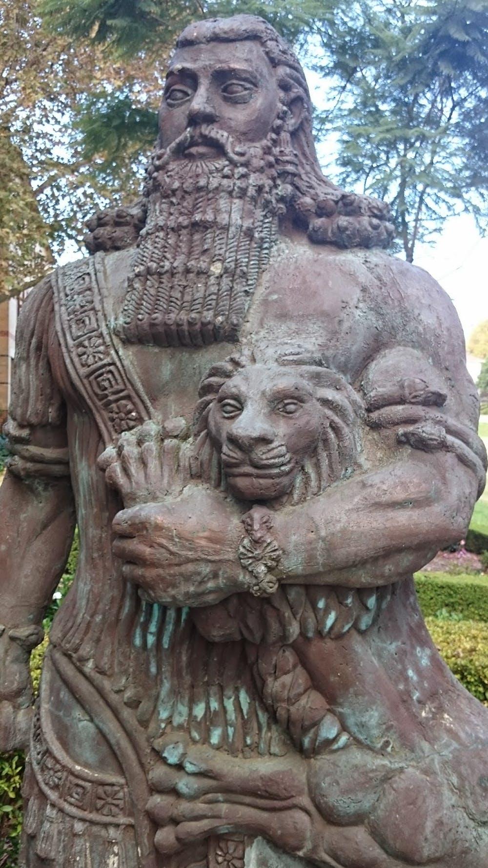 Legendary Heroes in History - Gilgamesh