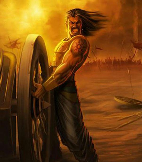 Legendary heroes in History - Karna