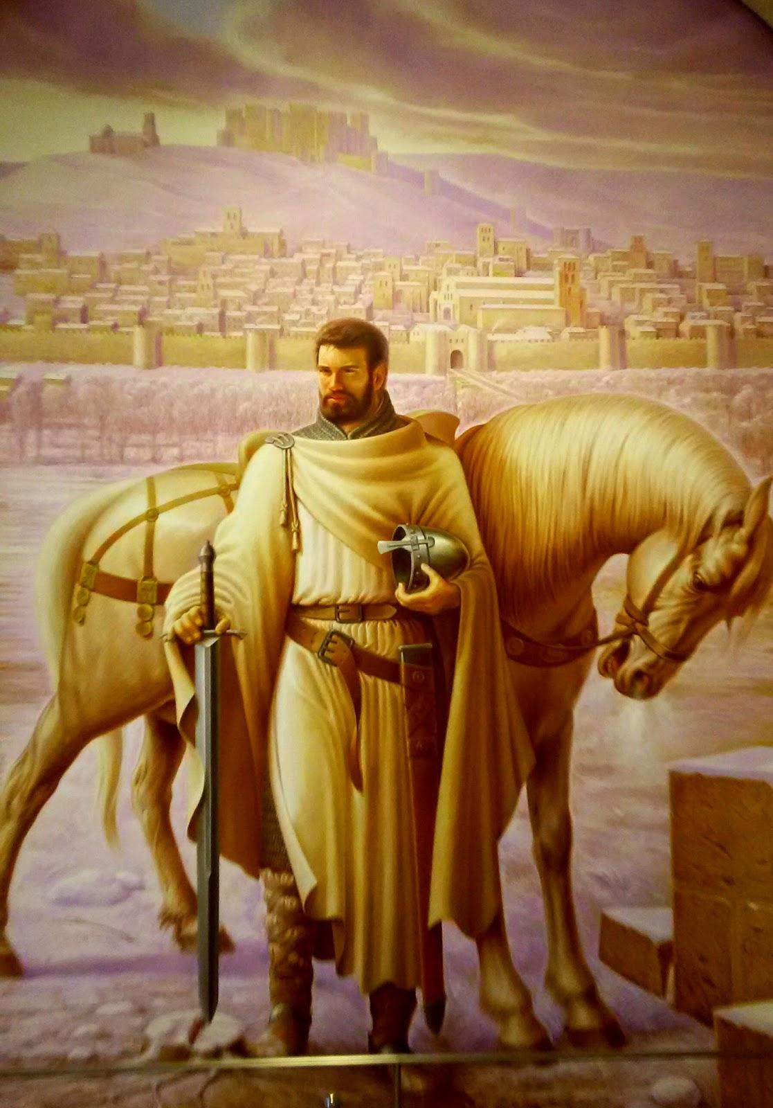 Legendary heroes in history - El Cid