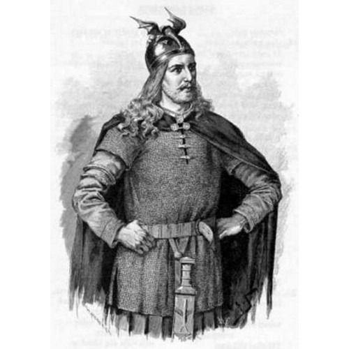 Legendary heroes in history - Sigurd