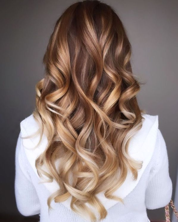 blonde highlights ideas