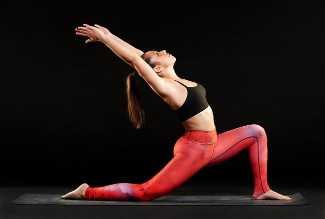 yoga for flexibility Anjaneyasana