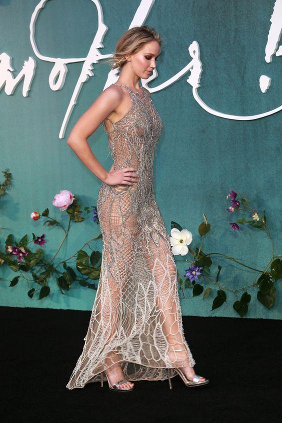 Jennifer Lawrence hot look 1