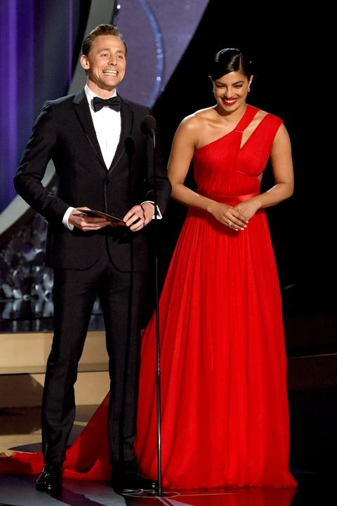 priyanka chopra affair with Tom Hiddleston