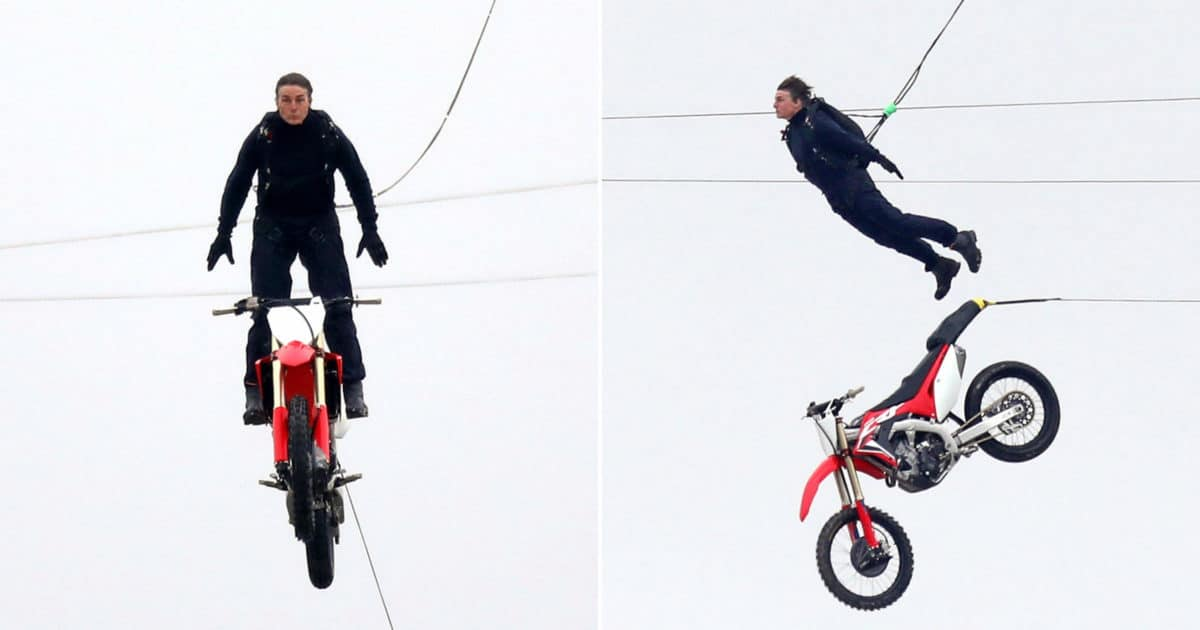 tom cruise mission impossible 7 training