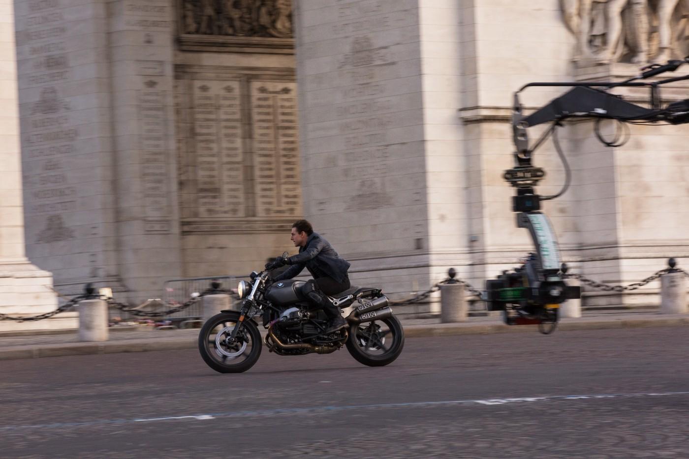Tom Cruise Restarts Training for MI7, Does Motorcross, Helicopter Stunts